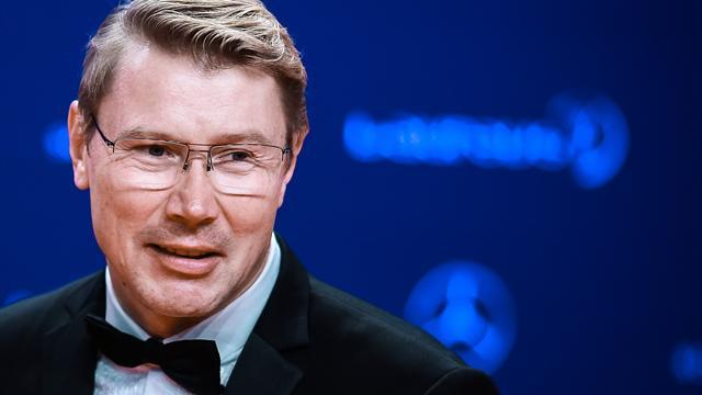 Häkkinen-Comeback für Mercedes