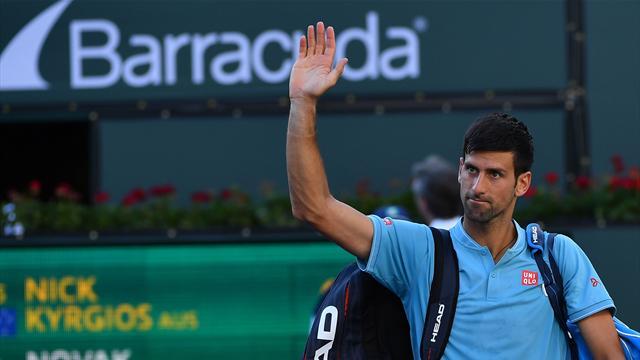 Djokovic : «C'est comme ça et c'est tout»