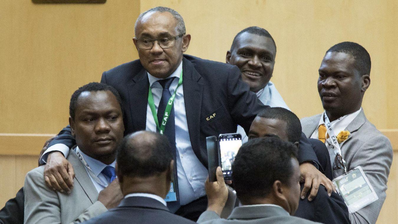Surprise à la CAF : Hayatou battu, Ahmad Ahmad nouveau patron du foot africain !