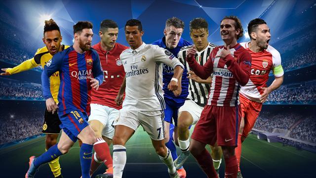 ¿Quién ganará la Champions? Análisis de los cuartofinalistas