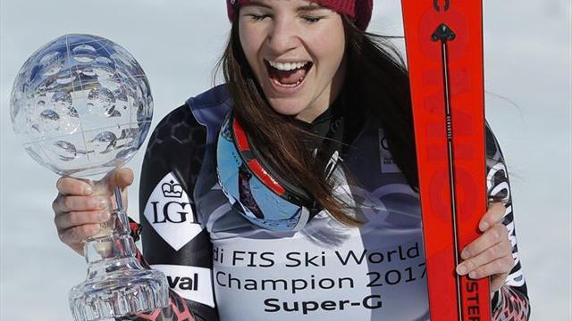 Weirather gana en Aspen y se hace con el Globo de Cristal del Supergigante