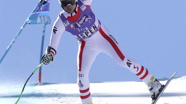Reichelt gana en Aspen el último supergigante de la temporada