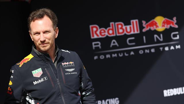 Horner: Red Bull hat 2017 stärkstes Fahrer-Duo