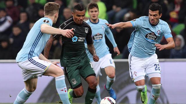 «Сегодня играли против 35 тысяч человек». «Краснодар» без Смолова вылетел из Лиги Европы