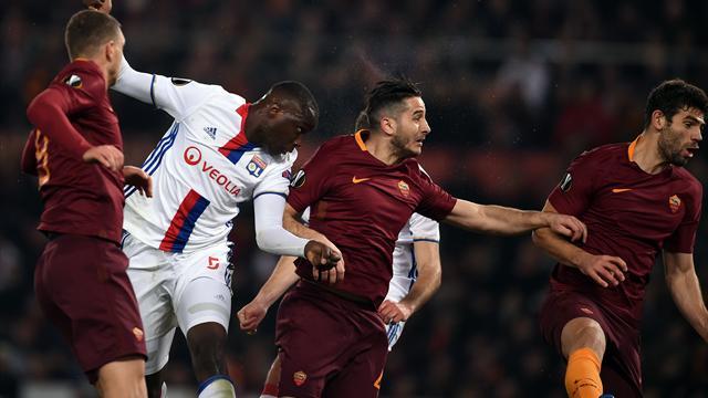 Deux minutes de folie à Rome : Diakhaby a ouvert le score, Strootman a égalisé dans la foulée