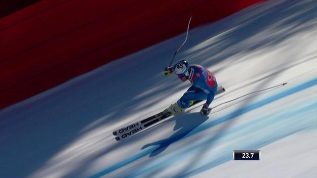 Jansrud takes overall World Cup crown in men's Super G