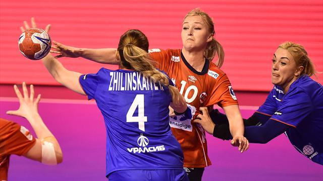 Norge fortsatt ubeseiret i Golden League