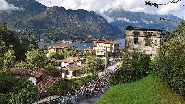 Ciao! Semana do ciclismo italiano é no Eurosport!