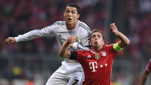 «Реал» сыграет с «Баварией», «Барселона» – с «Ювентусом»