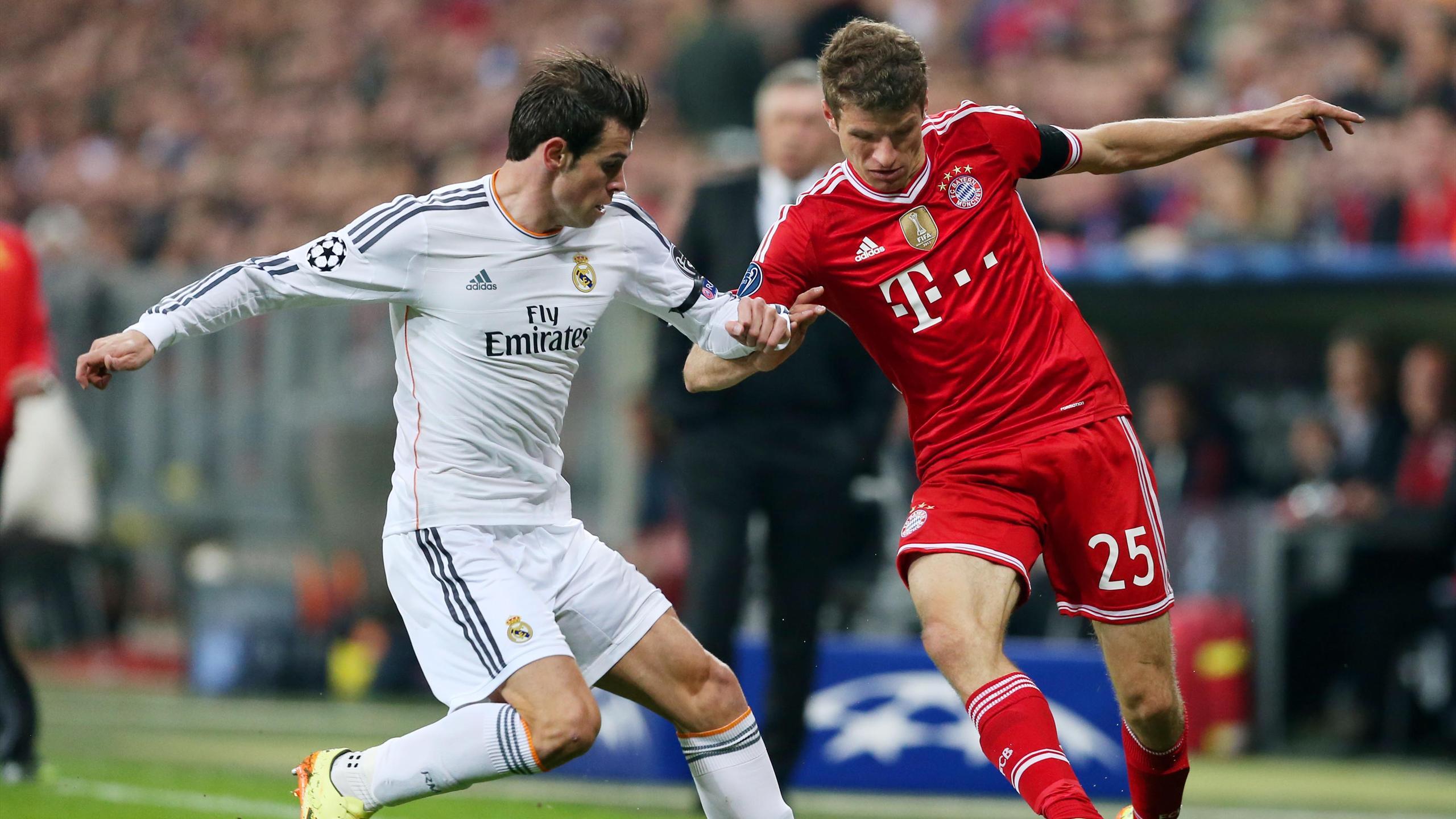 Bayern Gegen Madrid