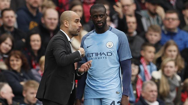 Paper Round: City to offer Toure new deal, Batshuayi future still uncertain