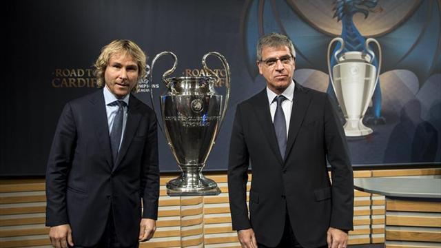 El Juventus Turín, rival del Barcelona en los cuartos de final