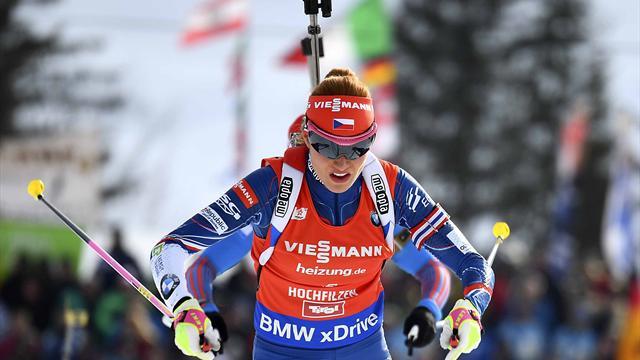 Коукалова выиграла Малый хрустальный глобус в спринте