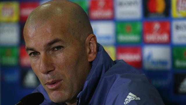 "Zidane : ""Mbappé a failli signer au Real Madrid"""