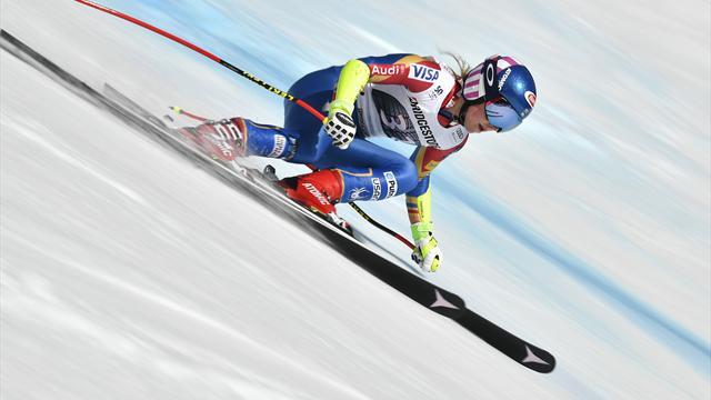 Nach Stuhec-Verzicht: Gesamtweltcup an Olympiasiegerin Shiffrin