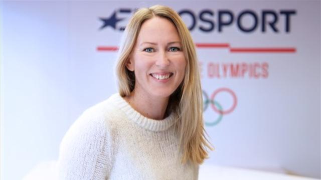 Anne Sturød blir fotballkommentator hos Discovery og Eurosport