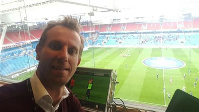 Jørgen Klem blir Eurosport-kommentator