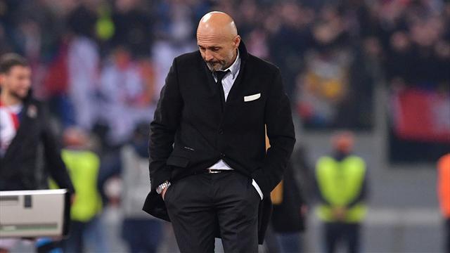 La frustrazione controproducente di Spalletti e Sarri che fa male a Roma e Napoli