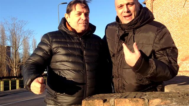 Riccardo Magrini e Salvo Aiello presentano la Milano-Sanremo