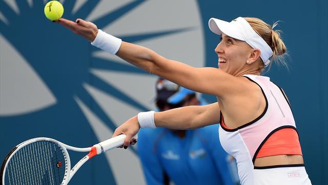 Russisches Finale bei den Damen, Sock fordert Federer