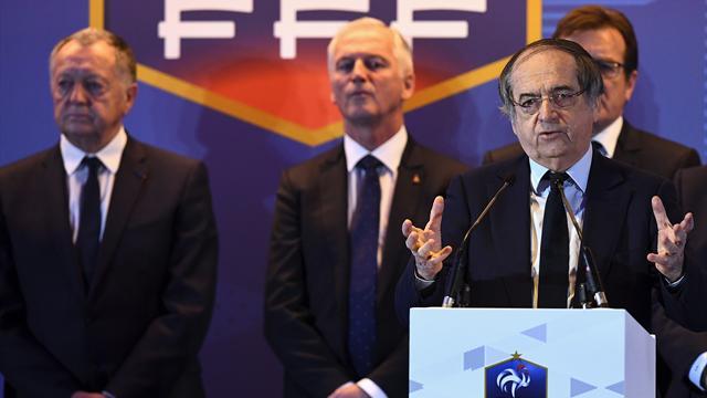 Réélu dès le premier tour, Le Graët est bien le patron du foot français
