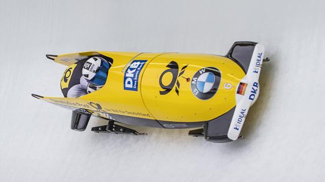 Friedrich krönt sich erstmals zum Gesamtweltcup-Sieger