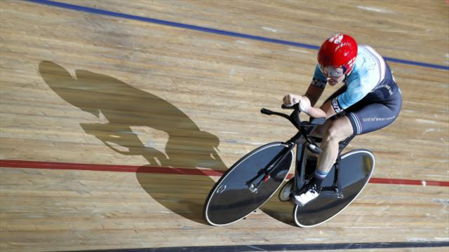 Dame Sarah Storey launches new team with husband to back British talent