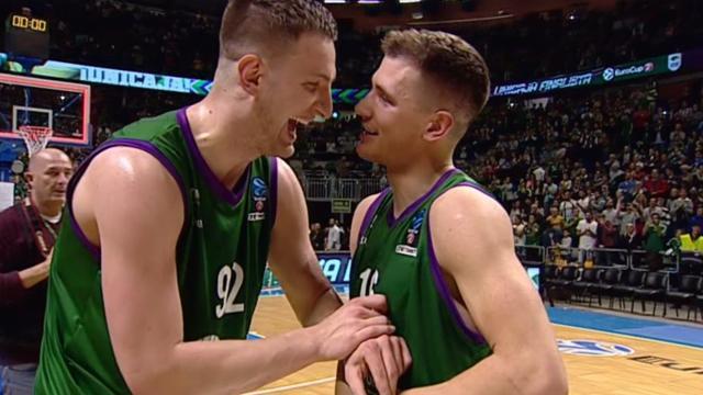 Eurocup : MVP - semi-finals Game 2