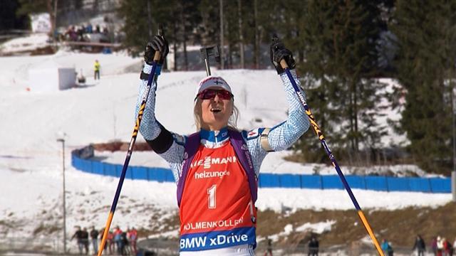 Marcel Hirscher s'impose, Mathieu Faivre troisième — Slalom géant d'Aspen