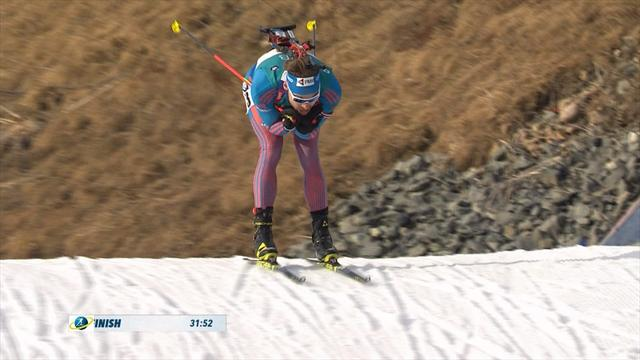 Shipulin vince la sfida con Fourcade e Boe nel pursuit di Oslo