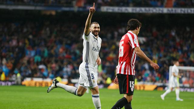 «Реал» обыграл на выезде «Атлетик», Роналду сделал 2 ассиста