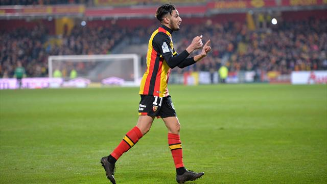 Lens reprend son fauteuil de leader en dominant Reims