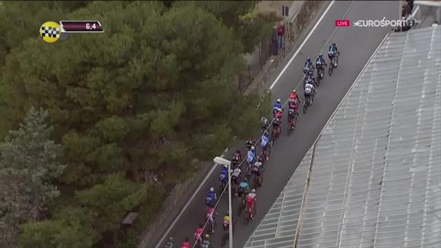 Sagan launches decisive Milan-San Remo attack