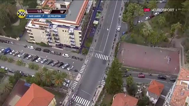 Centimetres in it! Kwiatkowski edges Sagan in amazing finish