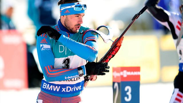 Shipulin skis to final pursuit victory of biathlon season