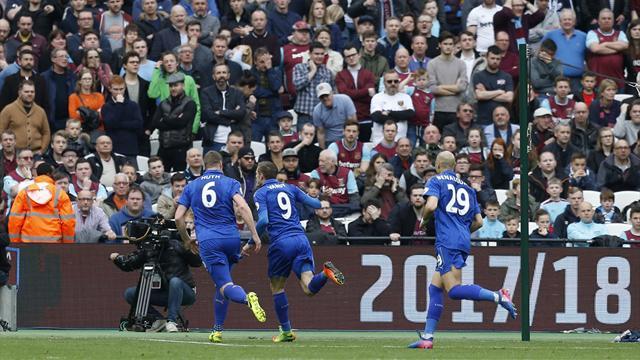 Après l'exploit européen, Leicester confirme son stupéfiant renouveau