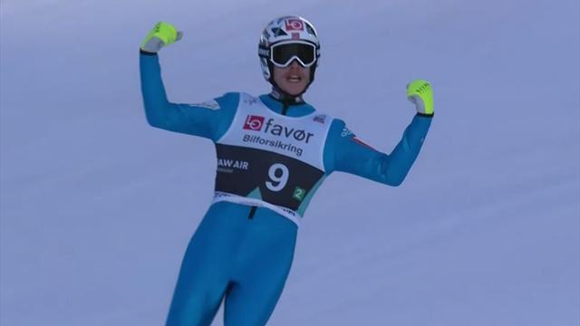 252 Meter! Johansson fliegt für ein paar Minuten zum Weltrekord