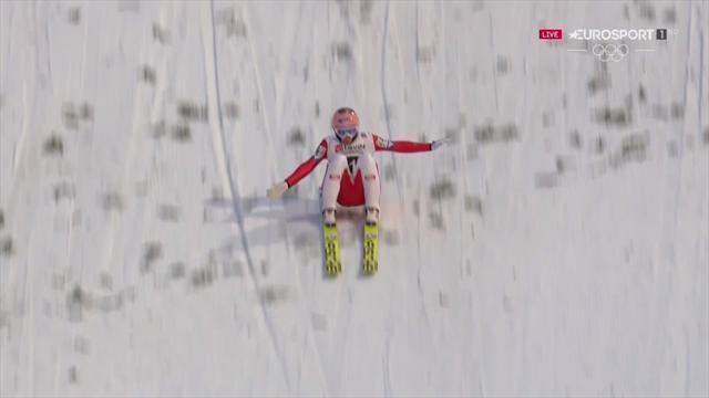 Stefan Kraft prende letteralmente il volo a Vikersund: 253,5 metri, è il nuovo record del mondo!