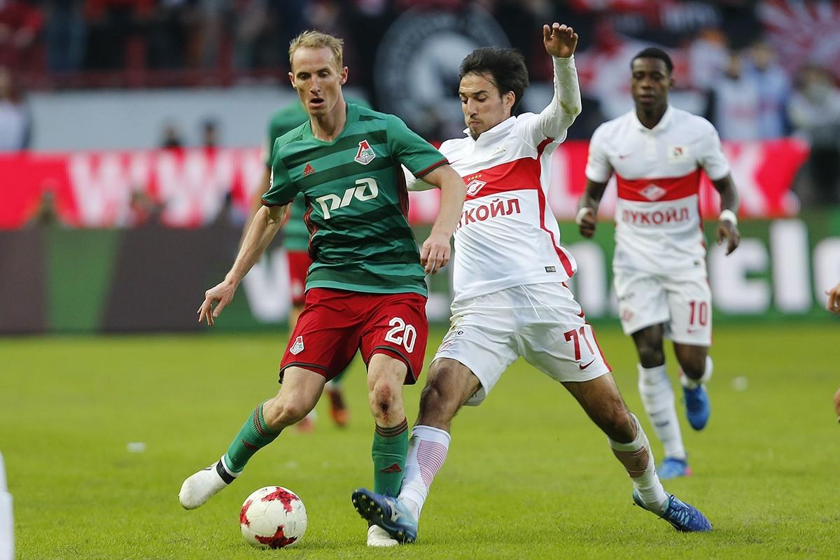 Владислав Игнатьев («Локомотив»), Ивелин Попов («Спартак»)