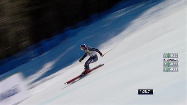 Splendido Eisath ad Aspen: recupera 18 posizioni ed è 5°!