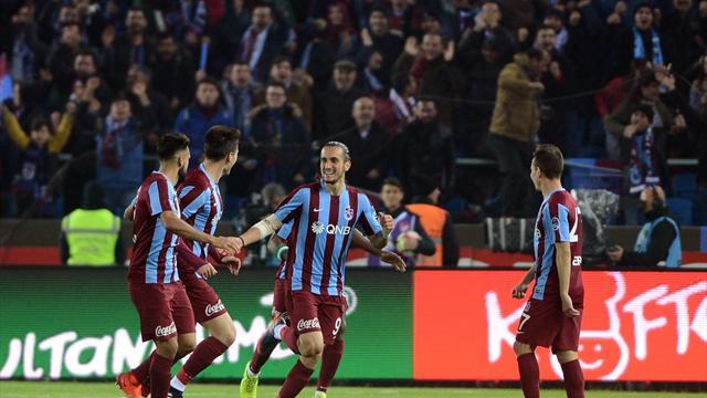 2017'de Trabzonspor devrimi