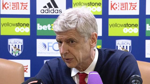 Wenger: Arsenal have no attitude problem