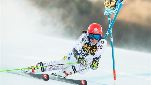Weltcup-Finale: Vlhova bezwingt Slalom-Königin Shiffrin