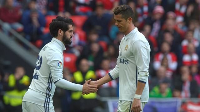 """Zidane sur le remplacement de Cristiano Ronaldo : """"Il a le droit de sortir..."""""""