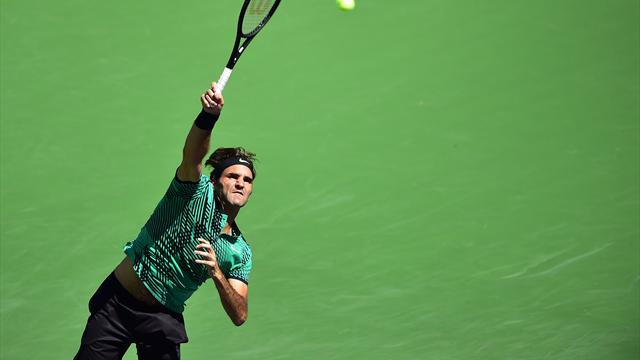Federer and Wawrinka in all-Swiss final at Indian Wells