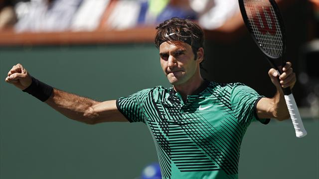 Federer giganteggia contro Sock: sarà derby svizzero in finale con Wawrinka