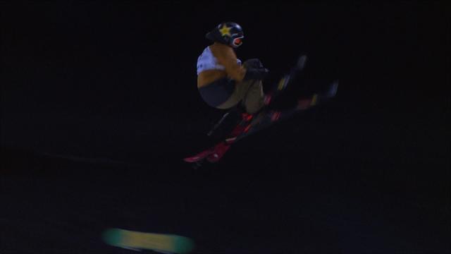 Aaron Blunck vince l'oro ai Mondiali di halfpipe in Sierra Nevada