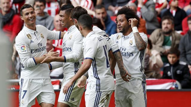 Casemiro: Los números y las frases de su mejor partido con el Madrid