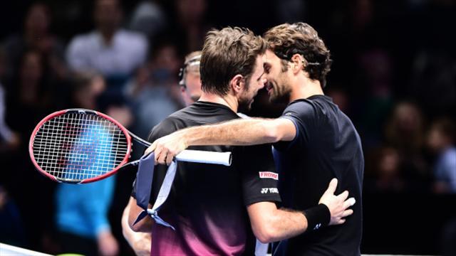Roger Federer and Stan Wawrinka set up all-Swiss Indian Wells title battle