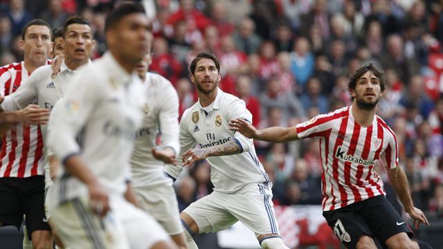 Рамос сыграл полный матч против «Атлетика» через 48 часов после госпитализации